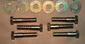 03-06 Jeep TJ Metric 12mm Nutsert Hardware (# 12M)