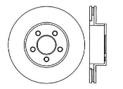 "Vanco 15"" Big Brake Kit, Replacement Rotors (Set of 2, L\R)"