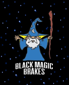 BLACK MAGIC BRAKES